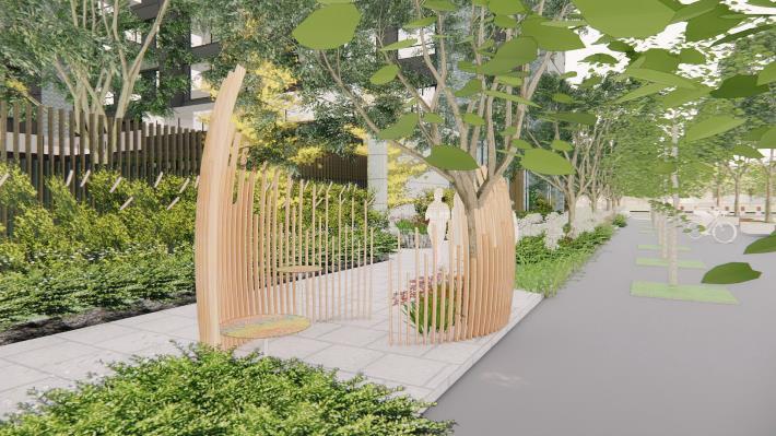上德建設-核桃樹屋與蘆葦燈 (3)
