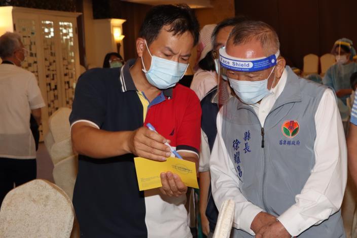 7縣長視察長輩疫苗接種情況IMG_0751