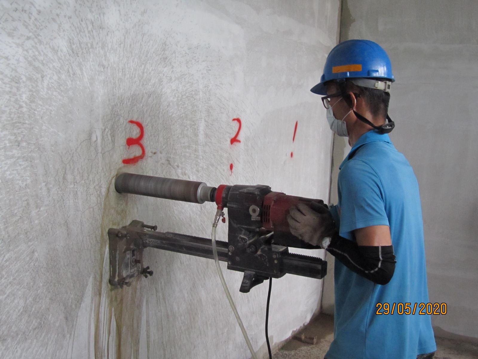 [竹南鎮第三公墓納骨塔第二座普覺堂新建工程]查核評定甲等!