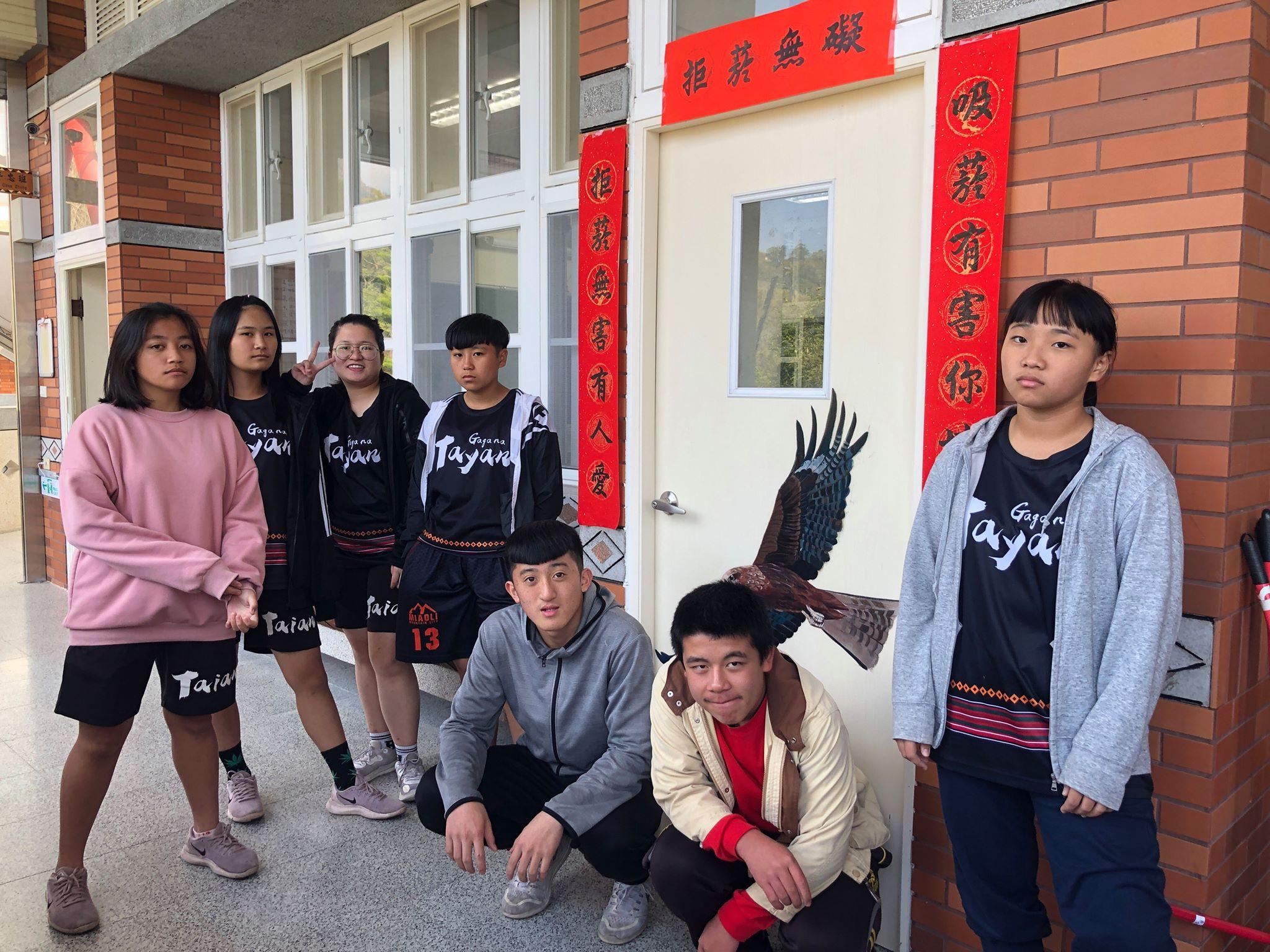 109年度泰安國中小菸害防制創意春聯-佳作-1