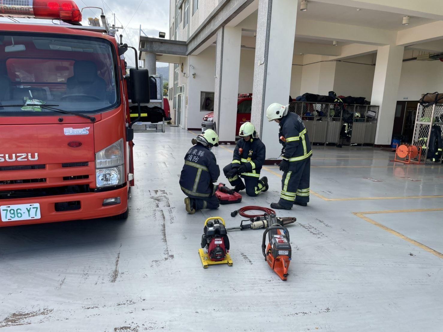 車輛器材訓練
