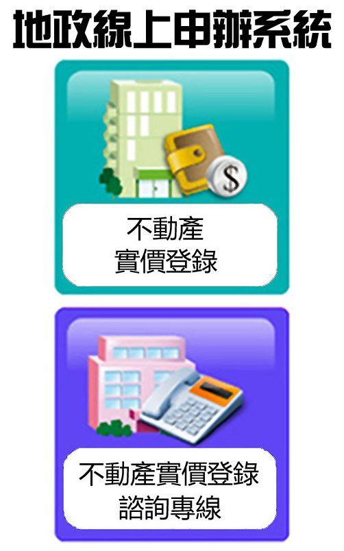 地政線上申辦系統-實價登錄5