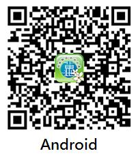 苗栗縣地政E便利APP Android下載連結 QRcode