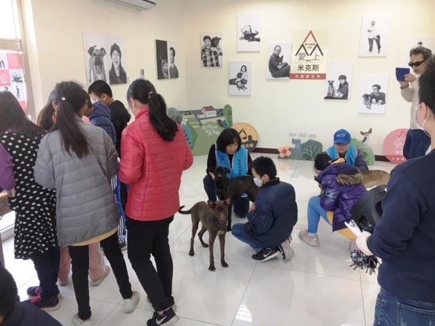 苗栗縣動物收容志工隊108年成果(共2張)
