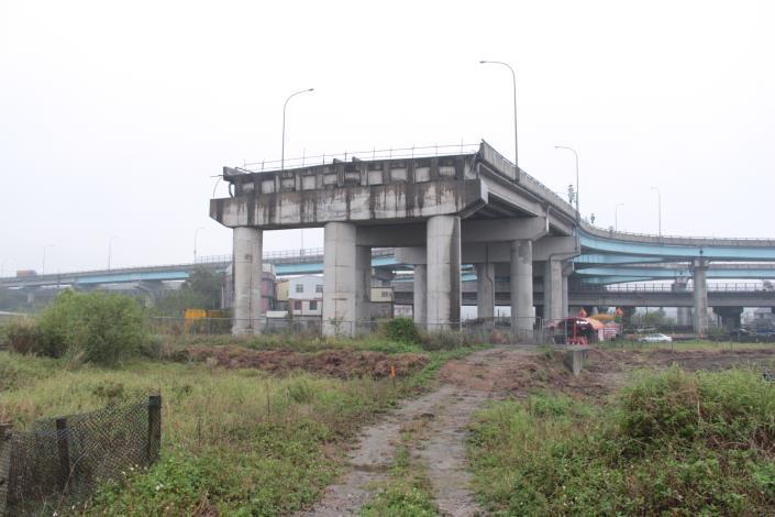 銅鑼交流道東延段新闢道路工程起點