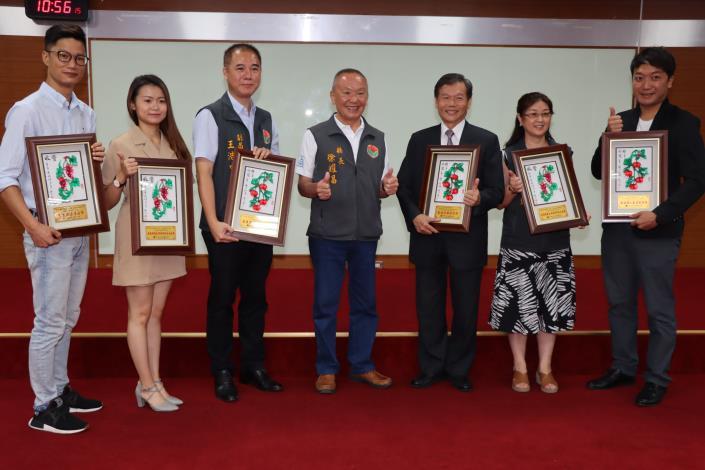 表揚榮興客家採茶劇團入圍傳藝金曲獎6個獎項