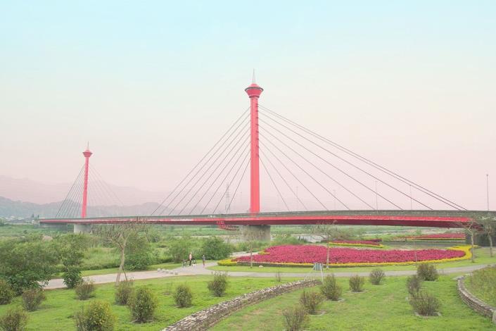 苗栗市後龍溪河濱公園