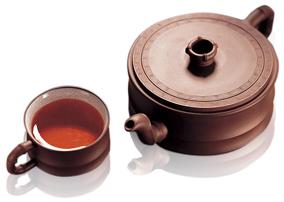 茶湯呈靚紅、橙、金黃,有琥珀色的明麗潤澤