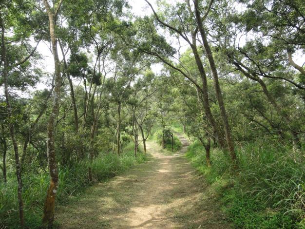 沿途風景秀麗並保有良好的生態環境