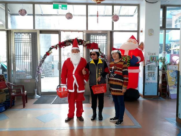 幼兒園108年聖誕節活動