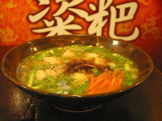 中國媽媽的店食物圖