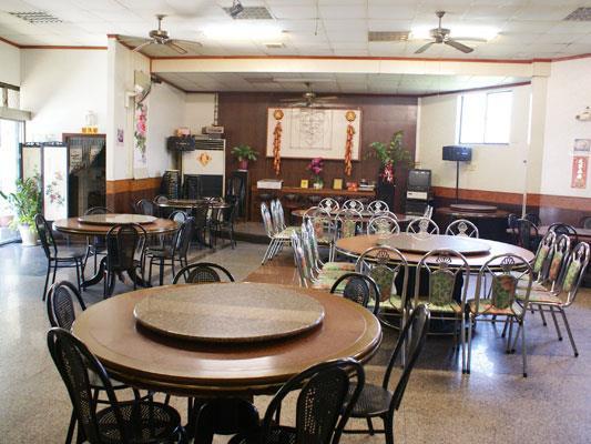 龍城客菜館餐廳樣貌
