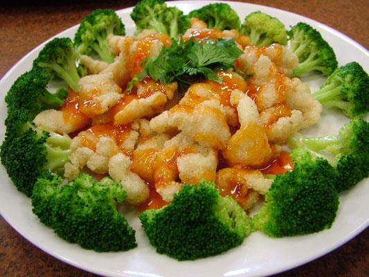 龍城客菜館菜色
