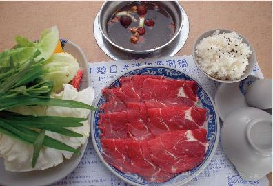 川綺日式迷你涮涮鍋火鍋料