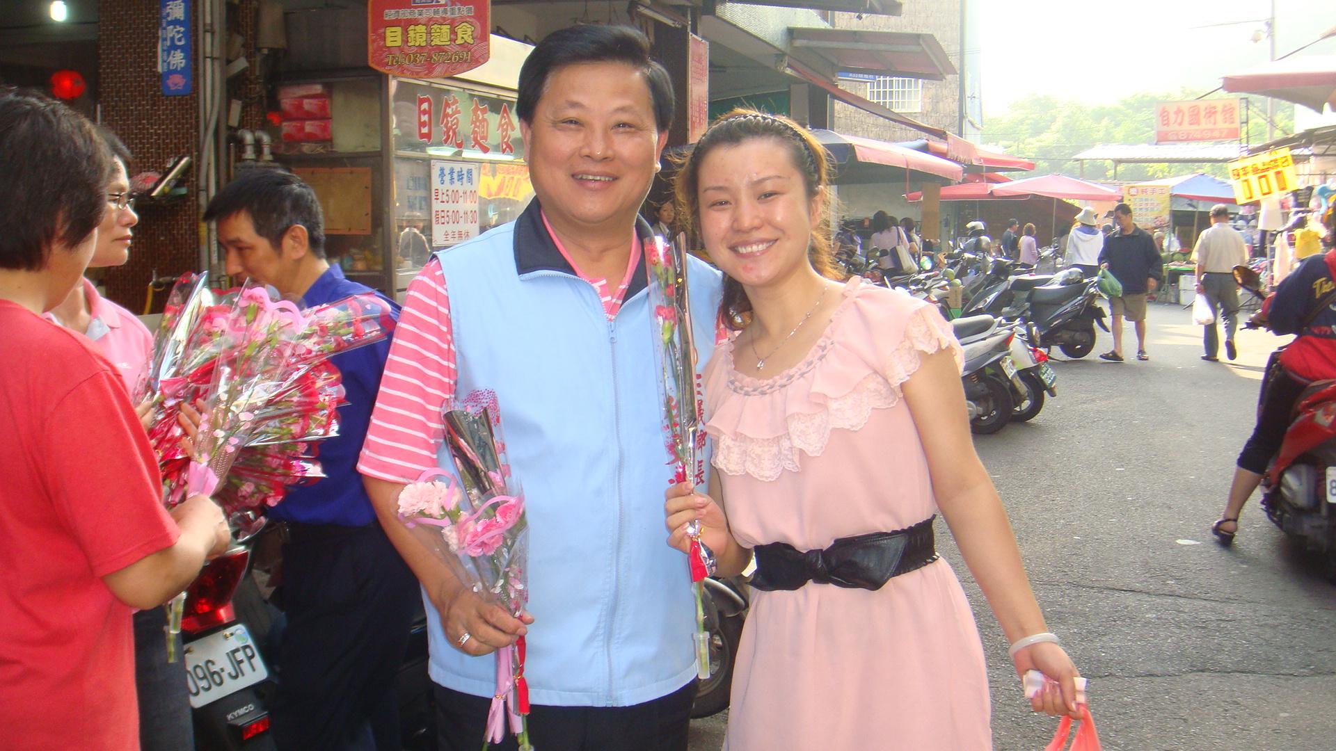 2012母親節致贈康乃馨
