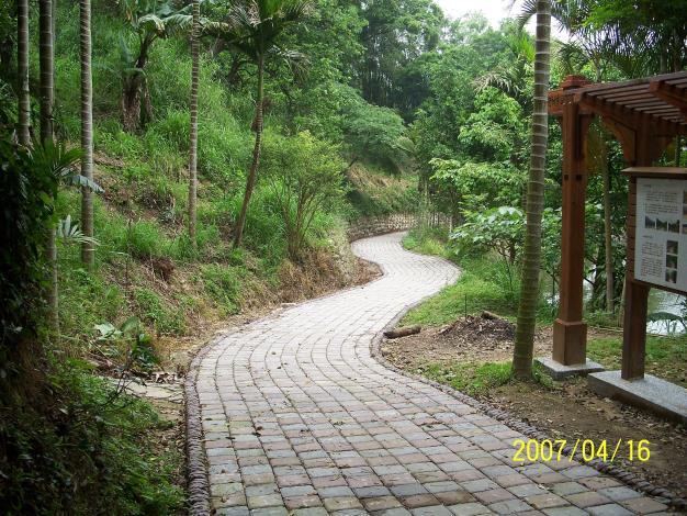 三灣步道景觀