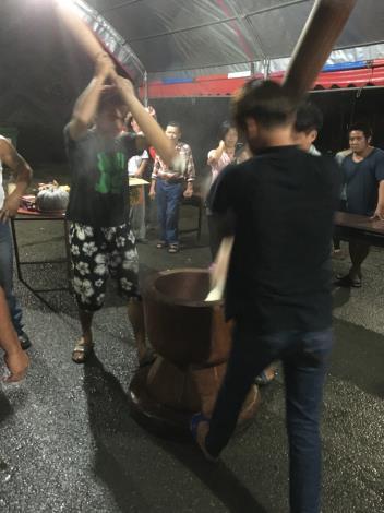 獅潭鄉百壽部落(客家情賽夏舞)月光晚會
