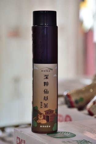 獅潭鄉農會-仙草茶