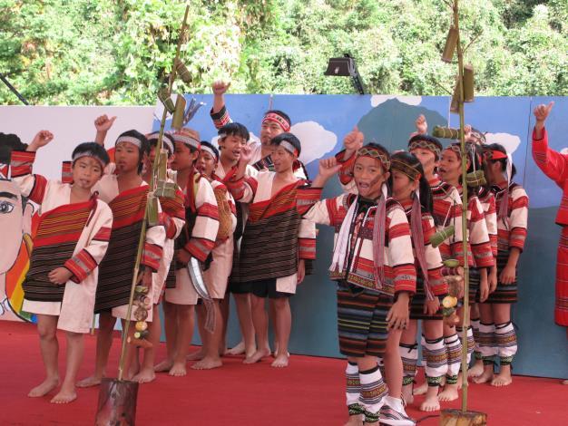 100年族語競賽