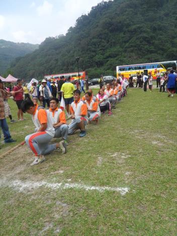 104年度「第4屆全國泰雅運動會暨傳統技藝競賽」