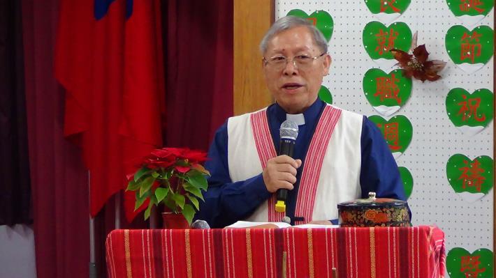 泰安鄉公所聖誕節祝禱祈福儀式及鄉長就職周年感恩茶會