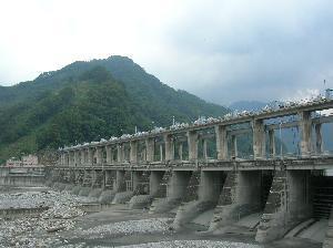 士林攔水壩