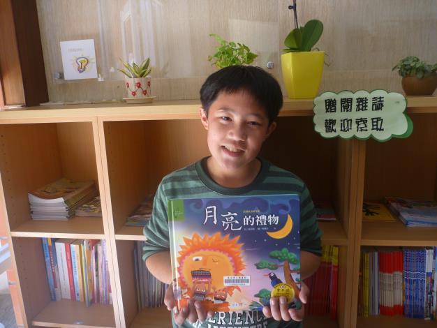 泰安鄉立圖書館有豐富的藏書
